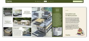 Bacher Gartencenter katalog